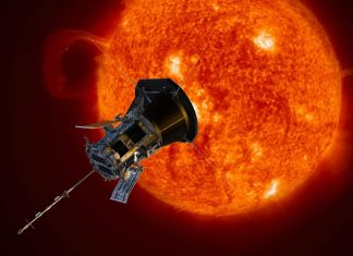 Touch the Sun mission by NASA